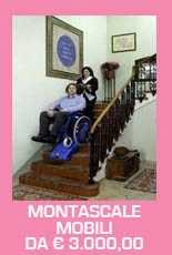 montascale mobile